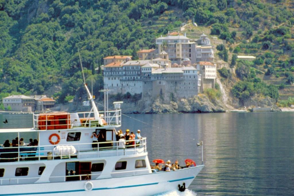 Halkidiki Athos Cruise