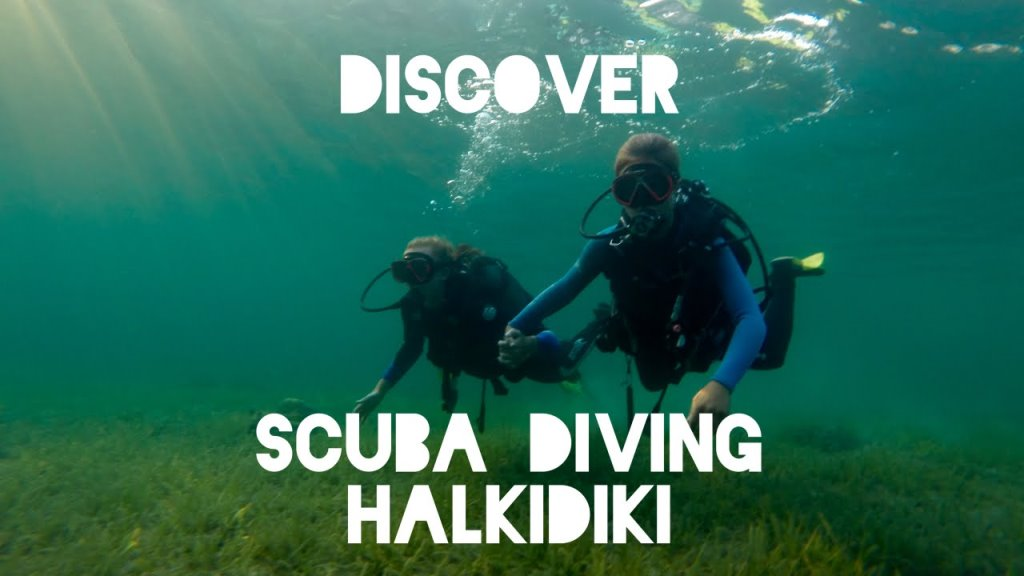 Halkidki Scuba Diving