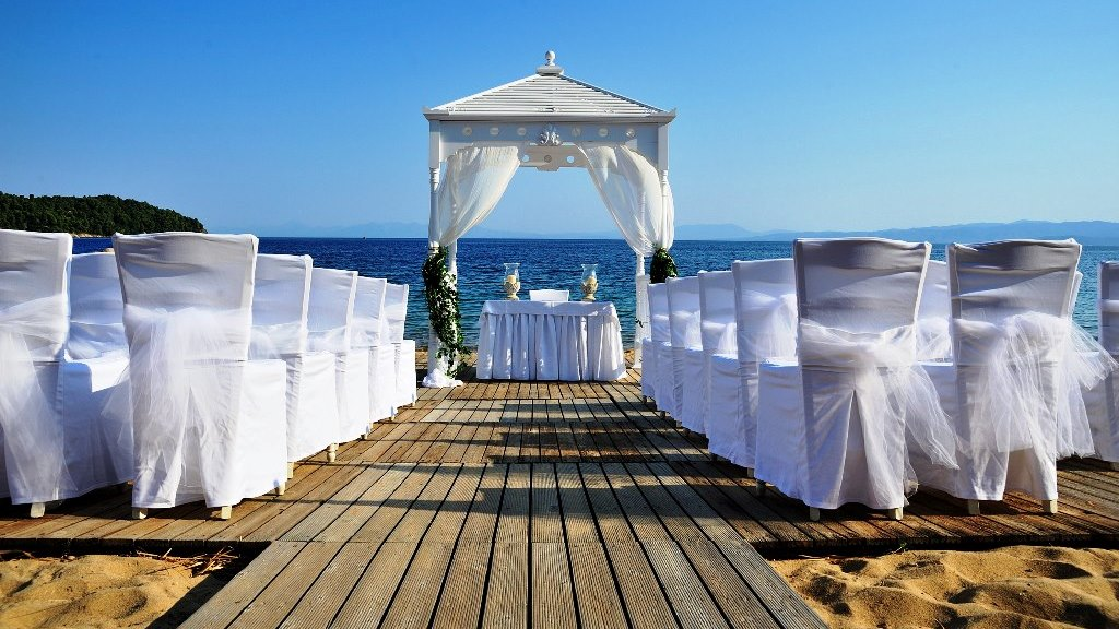 Weddings in Halkidiki