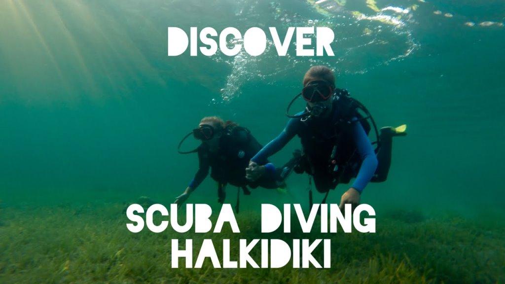 Halkidki Scuba Diving