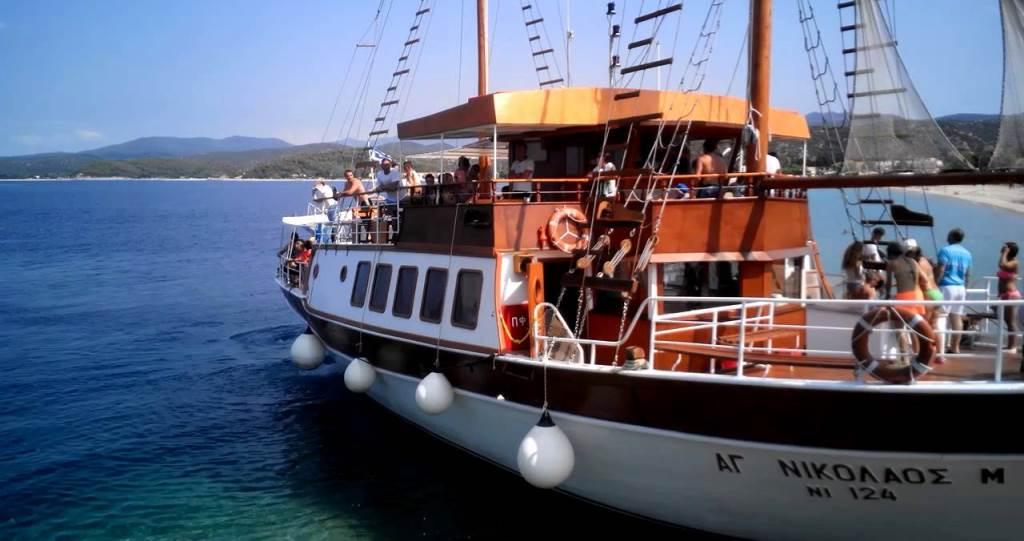 Halkidiki toroneos cruises